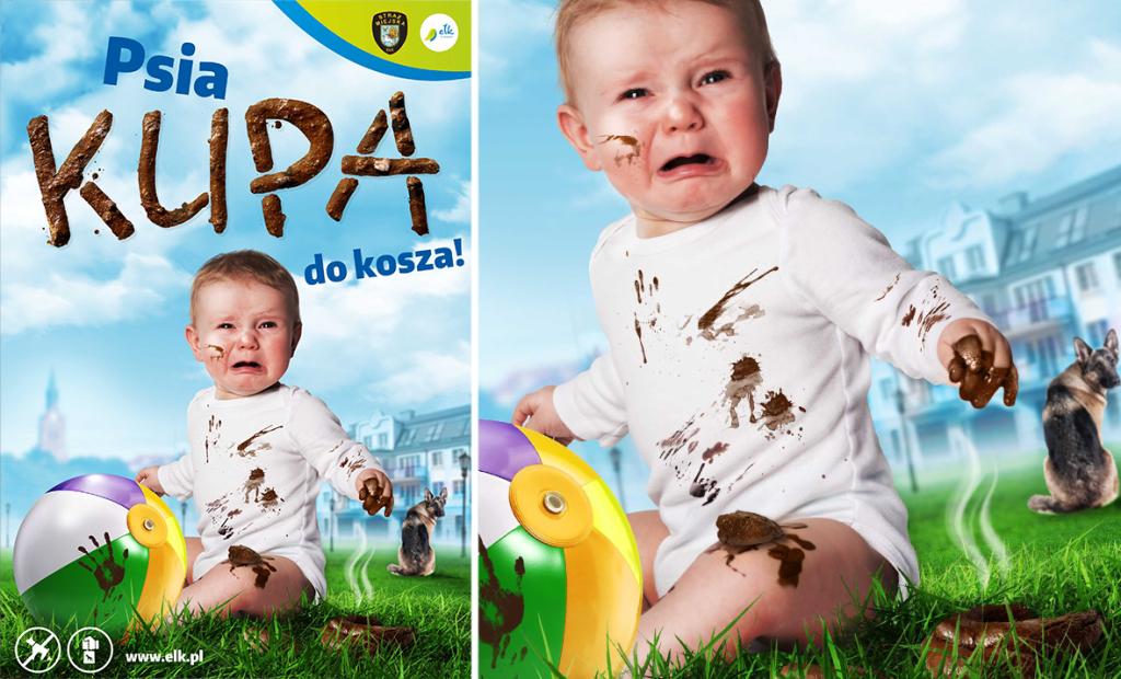 plakat dla UM w Ełku