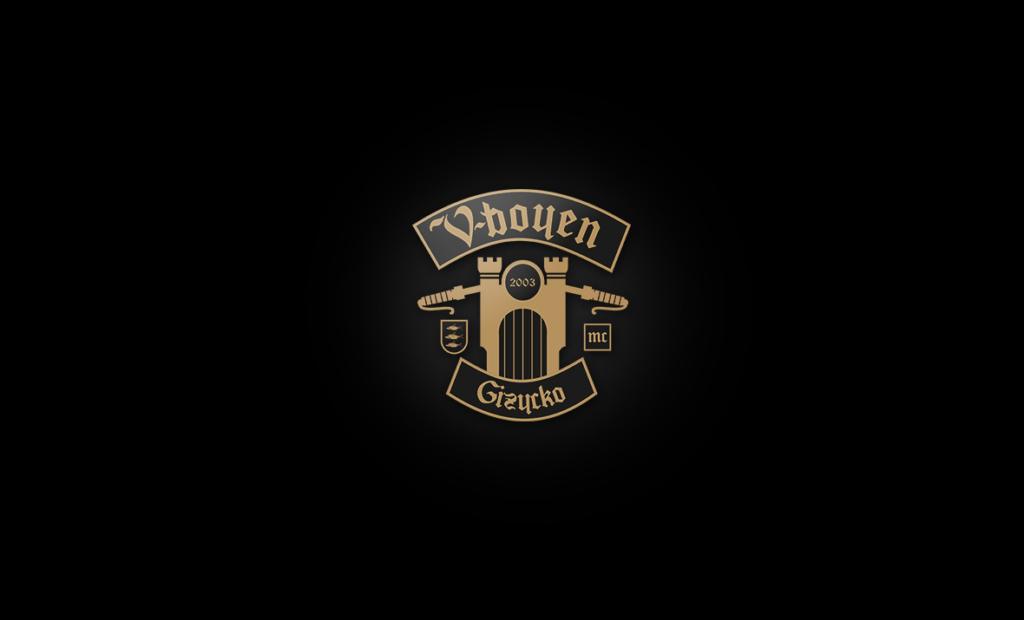 logo, herb Klubu Motocykloweg