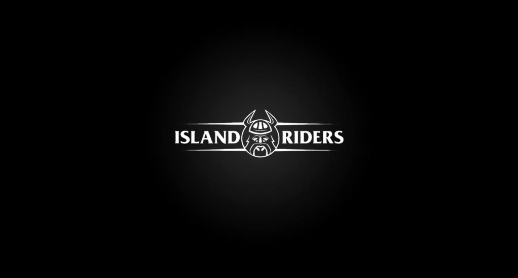logo wiking, pasjonaci motorów, szybkiej jazdy