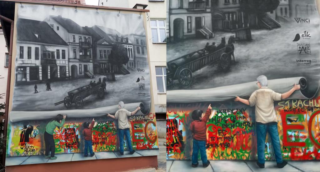 mural 3d